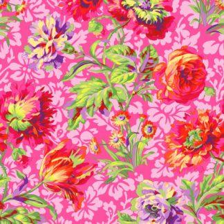 tissu à fleurs Baroq floral Free Spirit Philip Jacobs