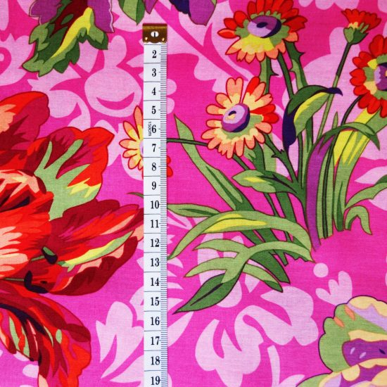 tissu à fleurs Free Spirit Philip Jacobs