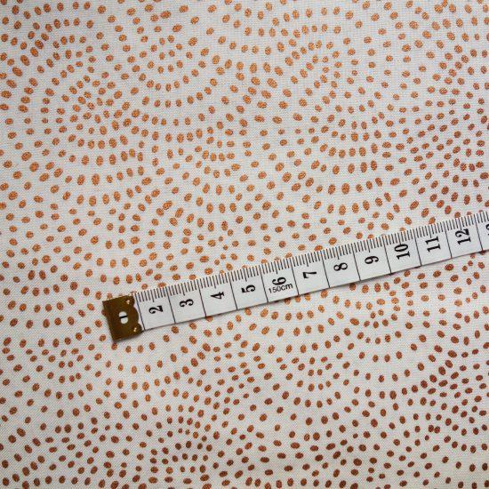 Coton imprimé à pois Twist Dashwood Studio idéal pour la couture, loisirs créatifs et le patchwork