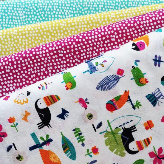 tissu imprimé dashwood studio loisirs créatifs couture patchwork