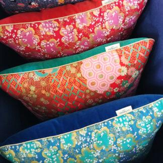 coussins japonais coton made in japan